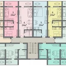 Планировка квартир 1