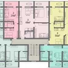 Планировка квартир 2