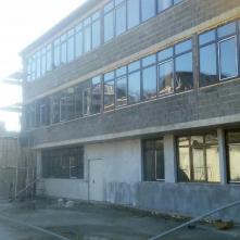Этап строительства дома