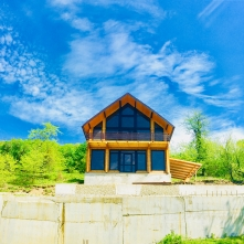 Дом построен