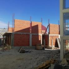 Этап строительства комплекса