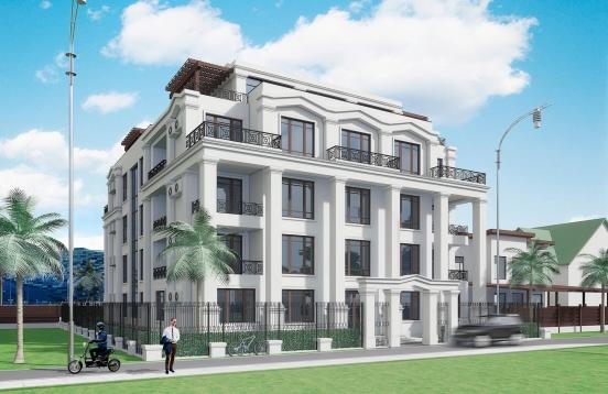 ЖК Soned House (Санед Хаус)