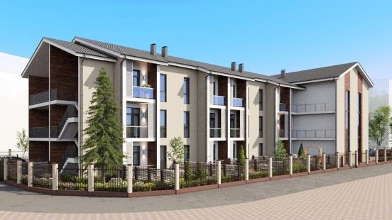 Апартаментный комплекс Розмарин