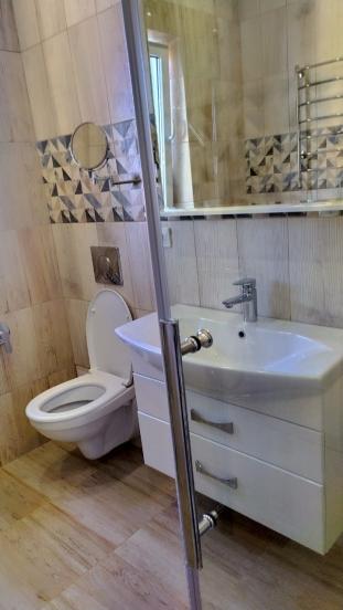 Однокомнатная квартира с дизайнерским ремонтом!