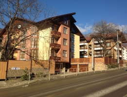 Дом на ул.Защитников Кавказа